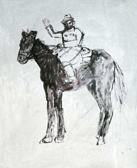 Horseback No. 2