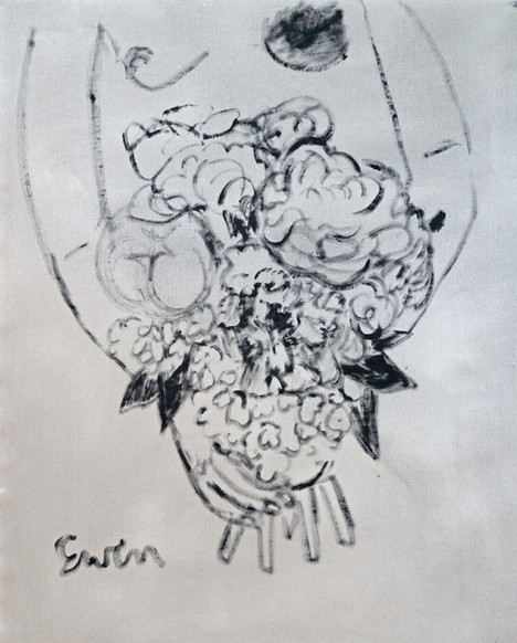 Bouquet With Nude No. 4