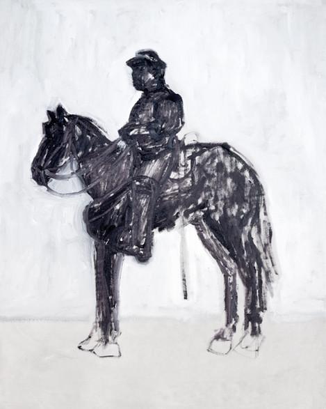 Horseback No. 3