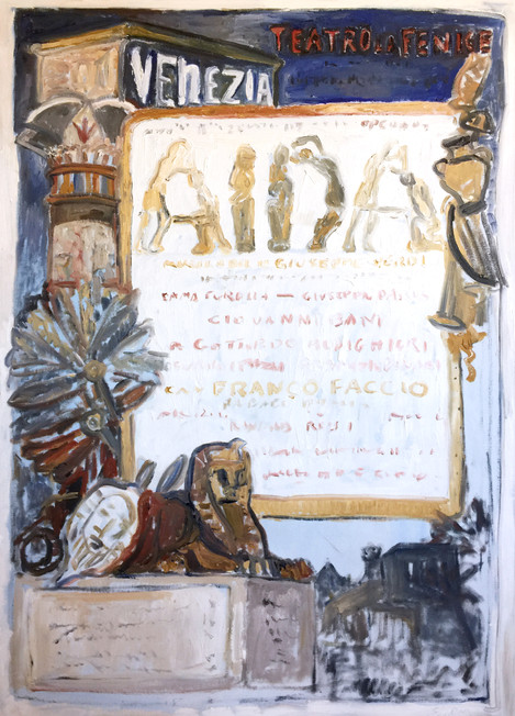 Aida, after poster