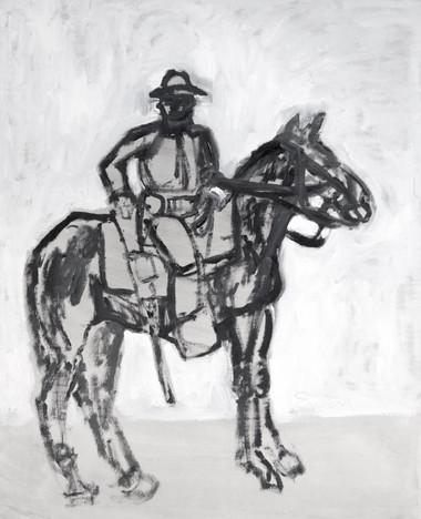 Horseback No. 1
