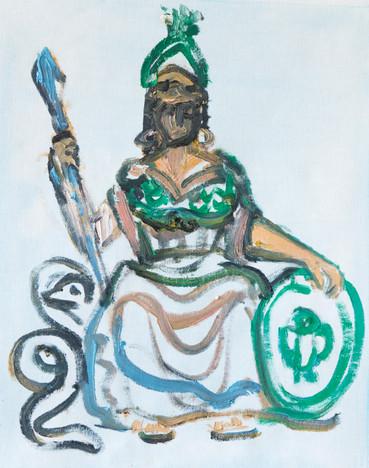 Athena, Unruffled 1