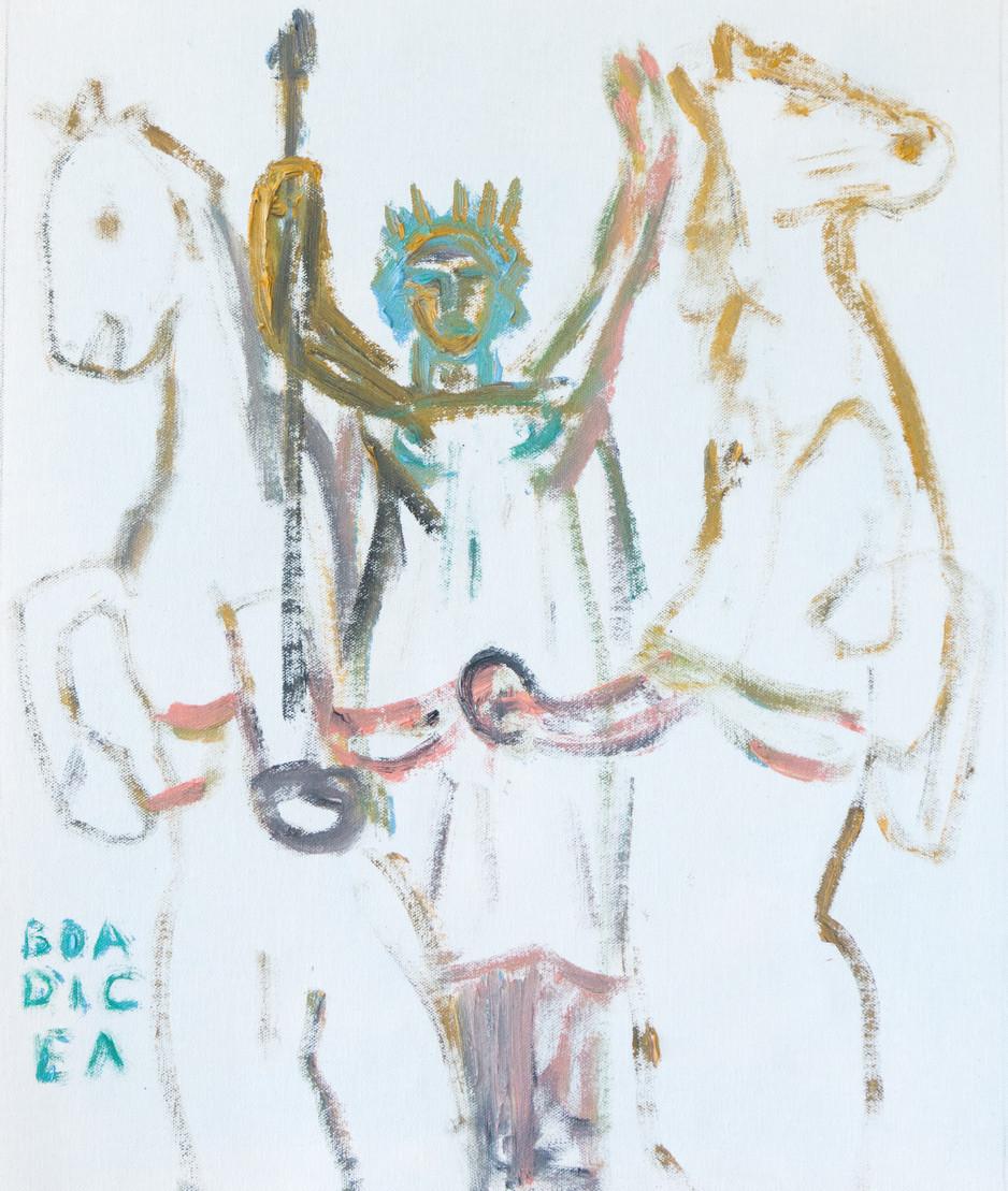 Boadicea and Horses