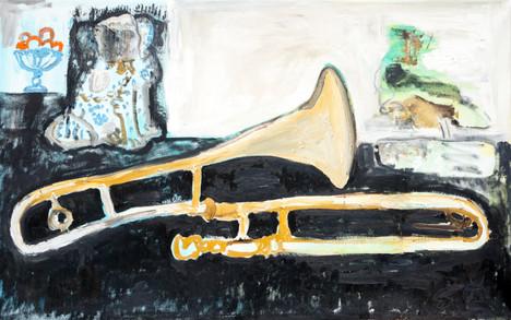 Still Life With Trombone