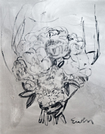 Bouquet With Nude No. 1