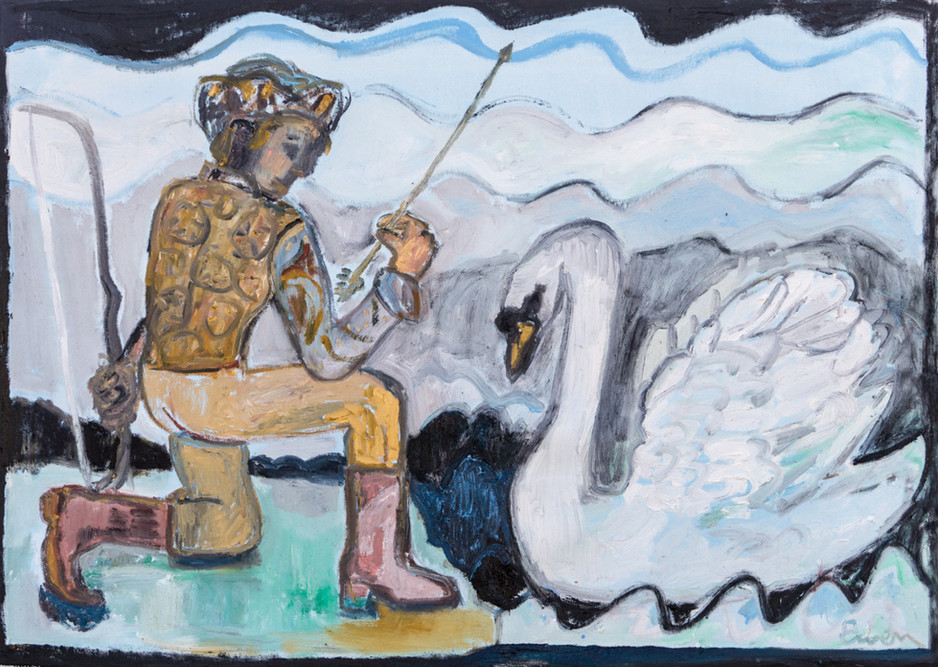 Tale of the Tsar Saltan (The Swan Princess)