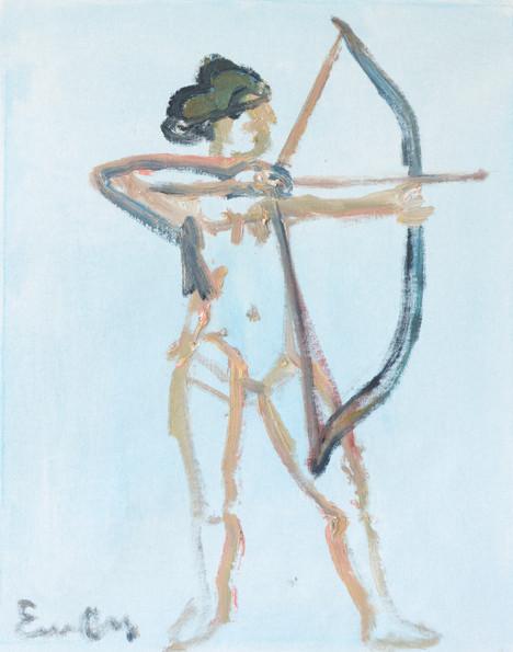Huntress 3 (Bow and Arrow)