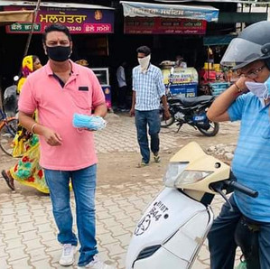 Mask Donation - Developing Country