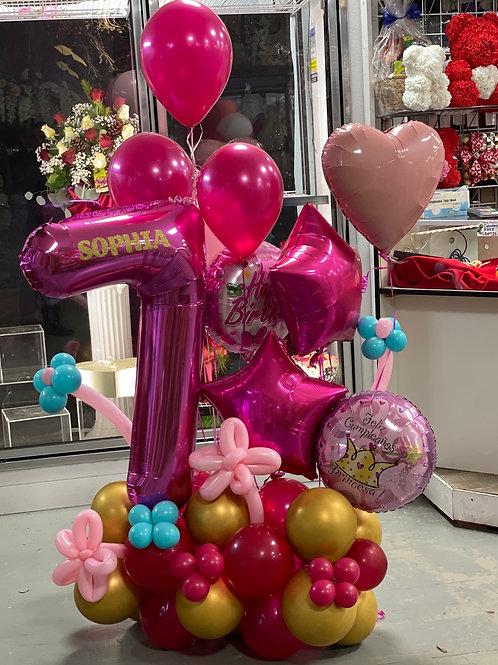 Balloon Arrangment
