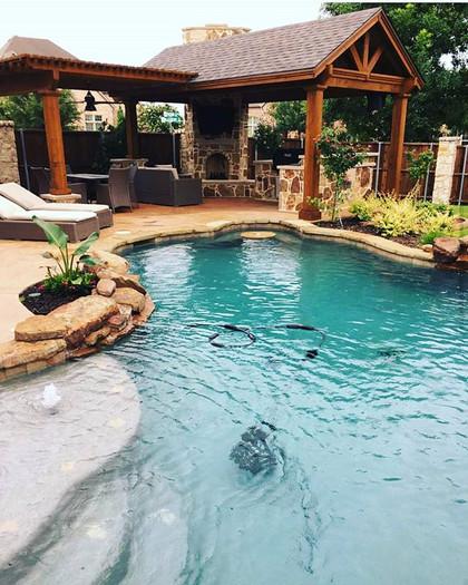 Outdoor Living, Allen TX