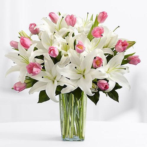 Tulips & Lilies Premium
