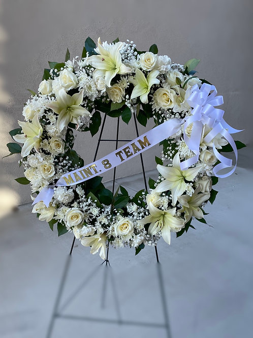 Wreath #1200
