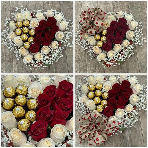 Love me Flower Box