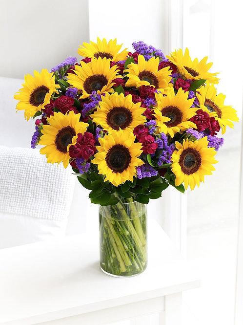 Sun Flowers mix