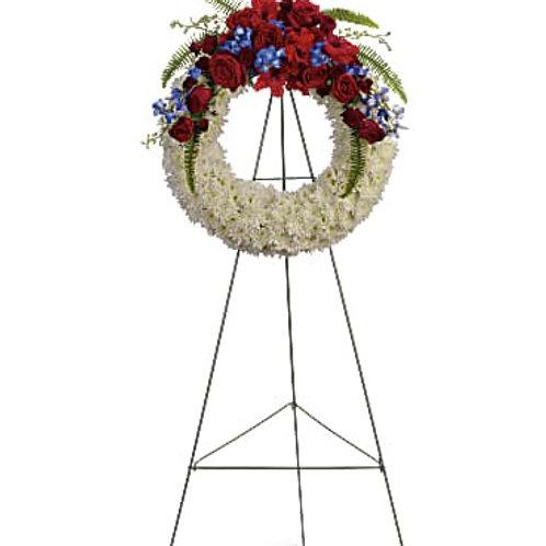 Wreath #3131