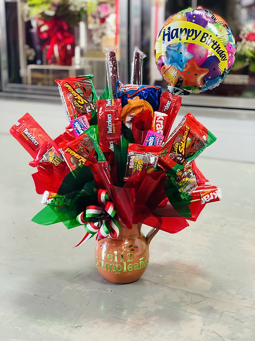 Mexican Candy Bouquet