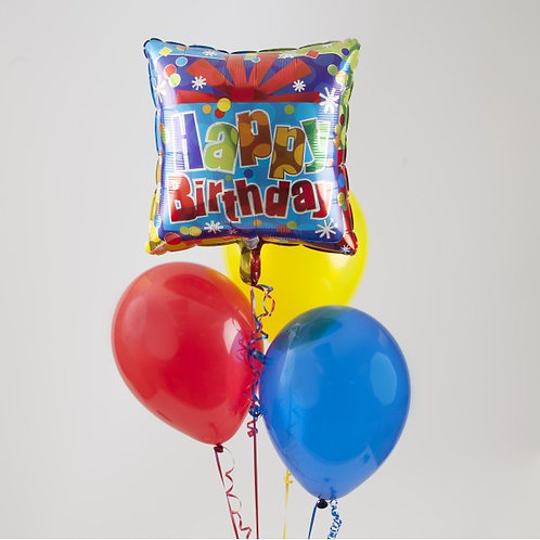 #1 Balloon Bouquet