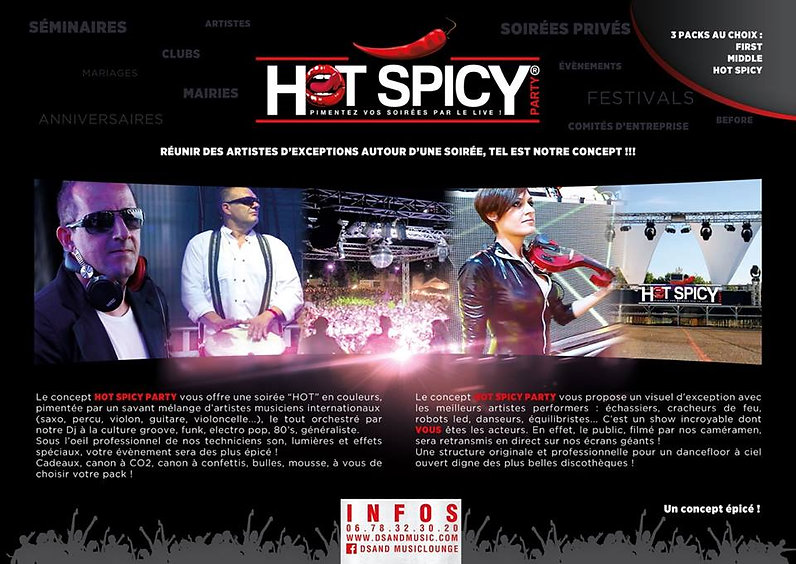 Hot Spicy Party