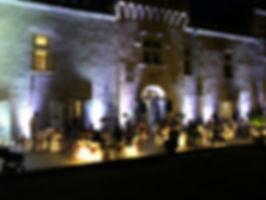 mariage bagnols chateau val de ceze