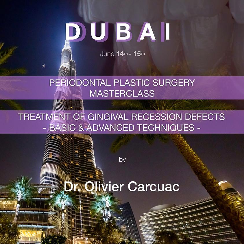Periodontal Plastic Surgery   2-day Masterclass - DUBAI -