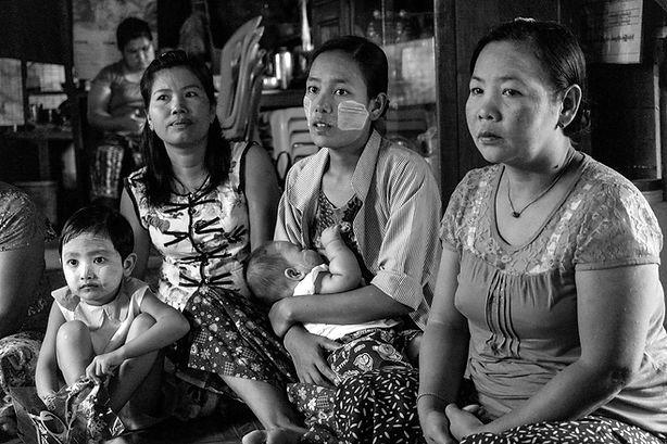 Tackling TB in Yangon