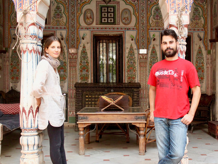 Meet Jesús and Paula, students at University Politecnica, Valencia, Spain