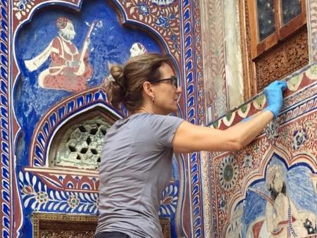 Interview with Giovanna Carravieri, restoration coordinator