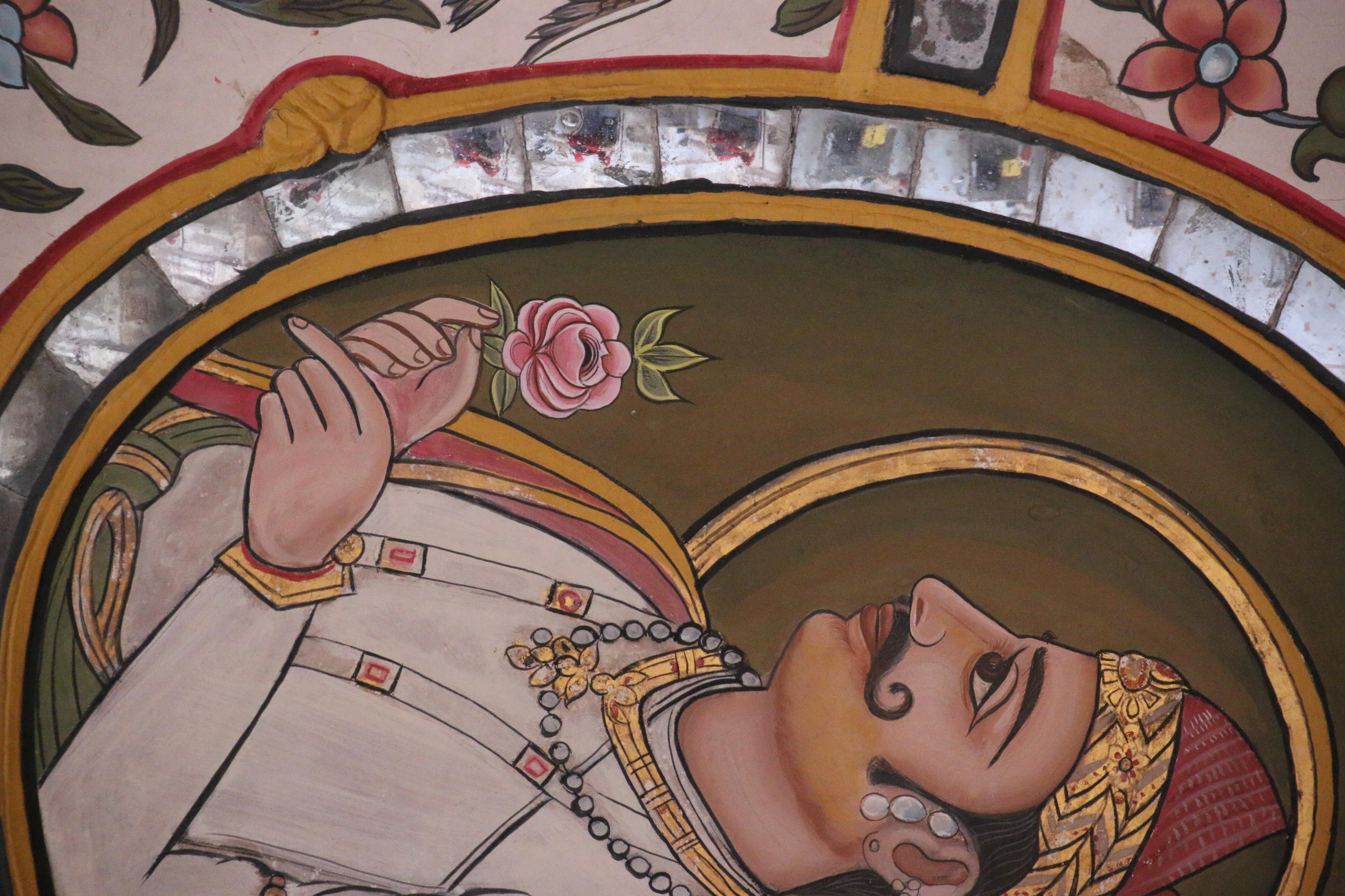 Fresco details