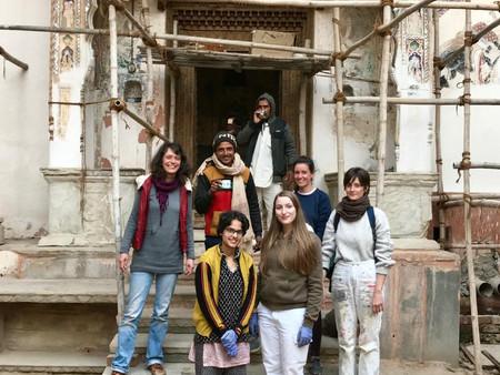 Workshop in Mandawa