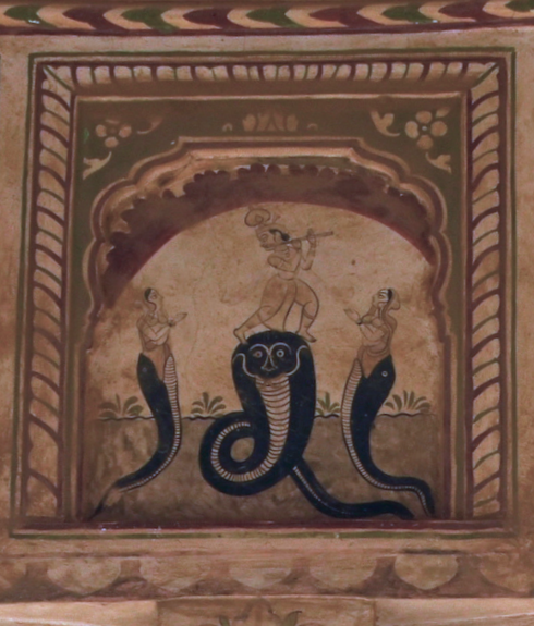 Ill. 7: Poddar Chattris - Ramgarh – circa 1870