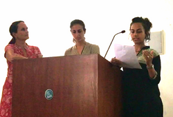 Conference at Mody University