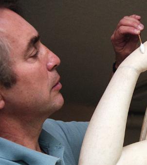 Interview: Anthony Pontabry, restoration expert and teacher