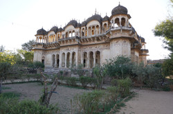 Jagannath Singania Chhatri, Fatehpur