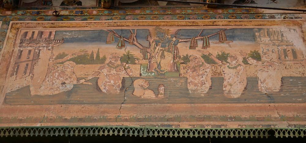 Ill. 6: Fatehpur - circa 1870