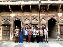 The Shekhawati Project team