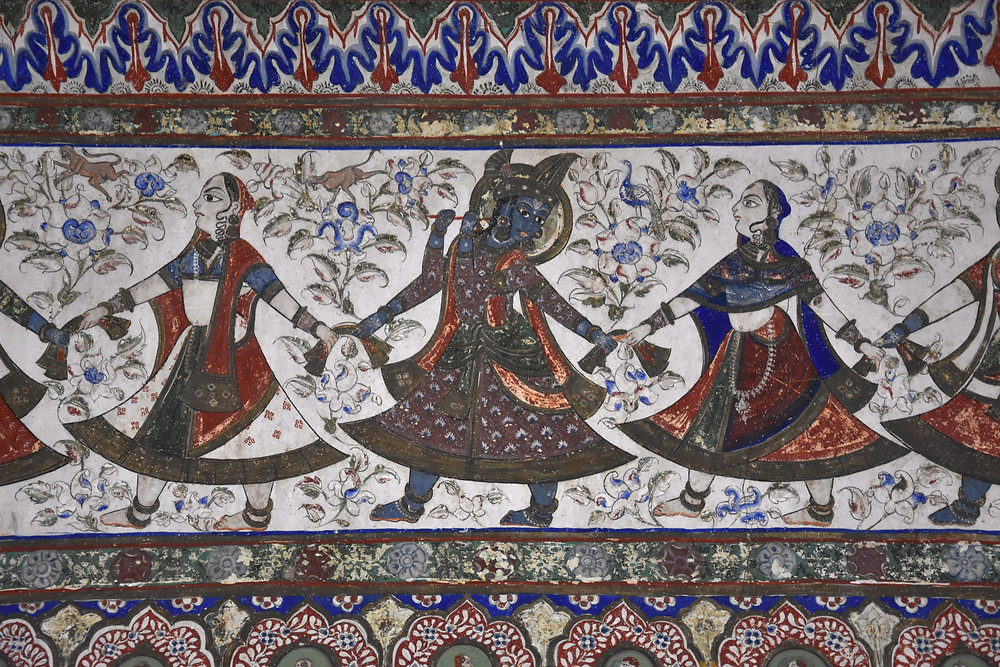 Ill. 1: Prince Haveli - Fatehpur – circa 1840