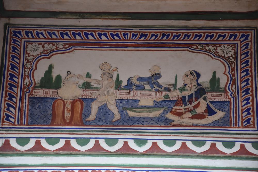 Ill. 3: Prince Haveli – Fatehpur – circa 1840