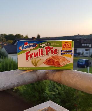 Hostees Apple Fruit Pie