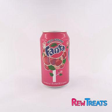 Fanta Wild Cherry
