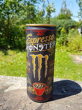 Monster Esspresso Trible Shot
