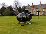 Helicopter Services in Devon