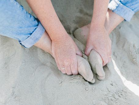 Zo boeiend die voeten!