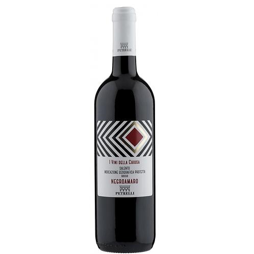 Negroamaro - I vini della Chiusa - 2017