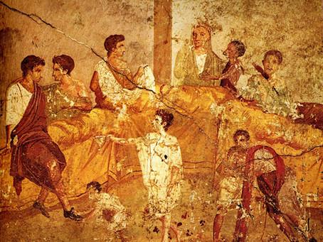Wijnen en Romeinen