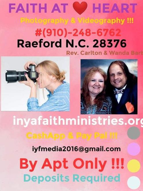 Photograph Faith At Heart