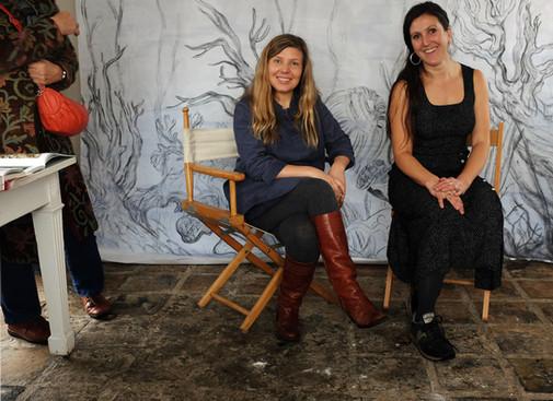 POETRY & DRAWING Clara Drummond & Anna Ilsley