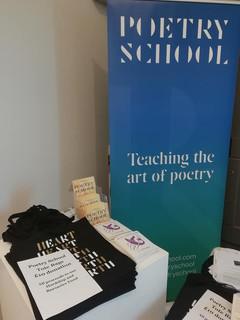 Co-curators of Poetry In Aldeburgh 2018, the Poetry School