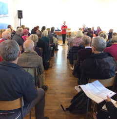 POETRY OF FOOD AND COOKING Helena Nelson introduces Lunch Poems at Peter Pears Gallery