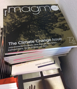 Magma: The Climate Change Issue