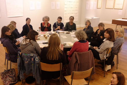 Collaboration Workshop with Pam Johnson and Polly Bins